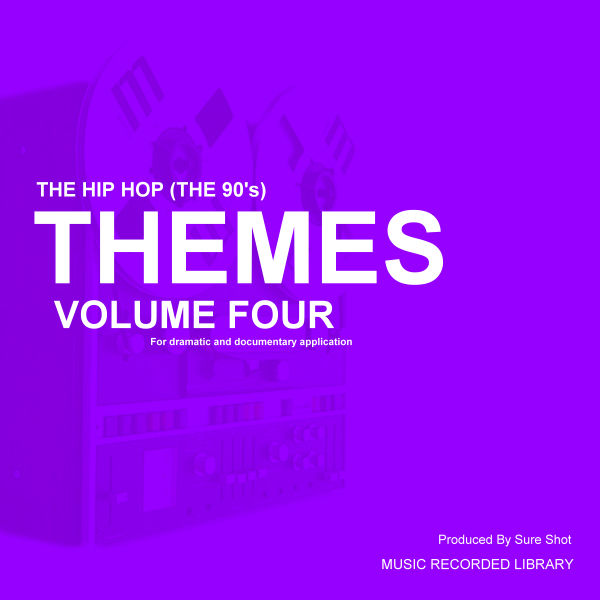 Themes Vol 4 - The Hip Hop (The 90's)(M.Duffus)